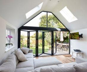 Bringing the outside in - why you should choose bi-fold doors